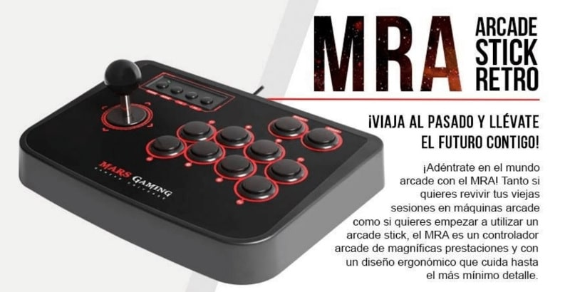 Mars gaming mra