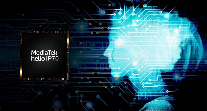 MediaTek Helio P70 wallpaper