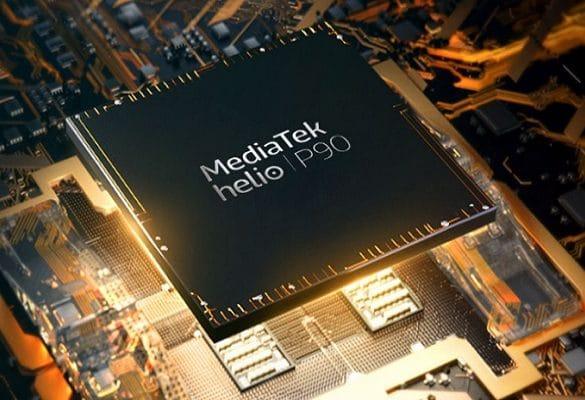 MediaTek Helio P90 presentación