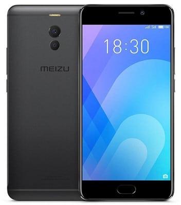 Meizu M6 Note diseño