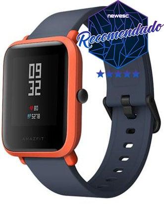Mejor Smartwatch Xiaomi-Huami-AMAZFIT