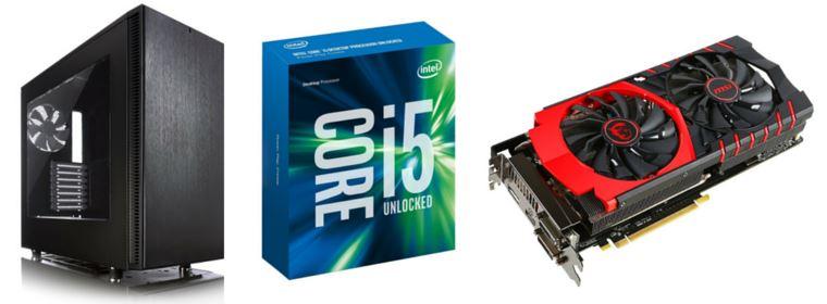 Mejor configuración para PC Gamer por1200€