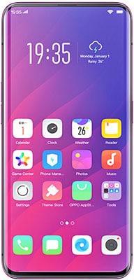 Mejor móvil chino Oppo Find X