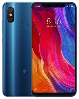 Mejor móvil chino Xiaomi Mi 8
