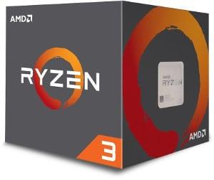 Mejor procesador AMD Ryzen 3 1300X