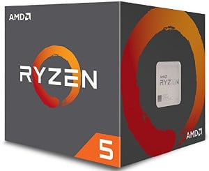 Mejor procesador AMD Ryzen 5 1600