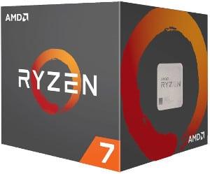 Mejor procesador AMD Ryzen 7 1700