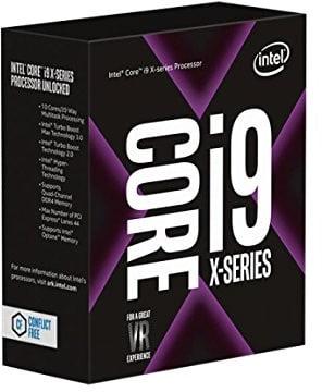 Mejor procesador Intel Core i9 7900X