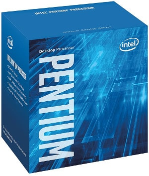 Mejor procesador Intel Pentium G4560