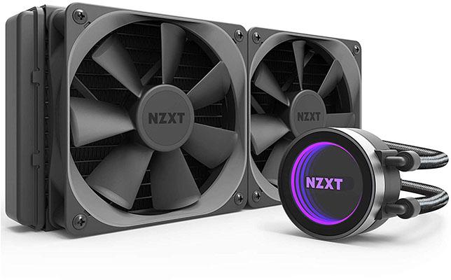 Mejor refrigeración líquida NZXT Kraken X52