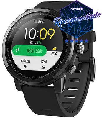 Mejor smartwatch chino-Xiaomi-Amazfit-Stratos