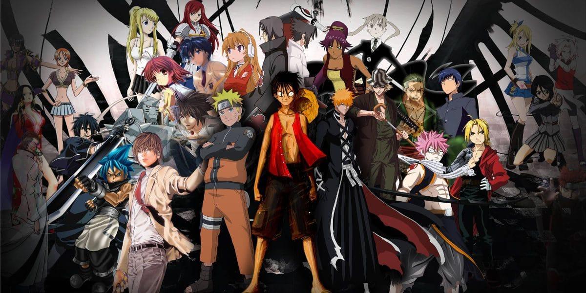Mejores Animes de Aventura