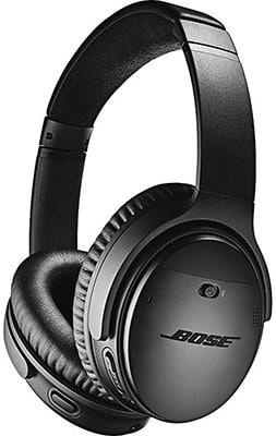Mejores Cascos Bluetooth -Bose QuietComfort 35 II