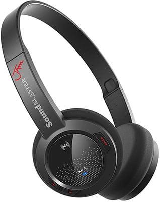 Mejores Cascos Bluetooth - Creative Sound Blaster Jam