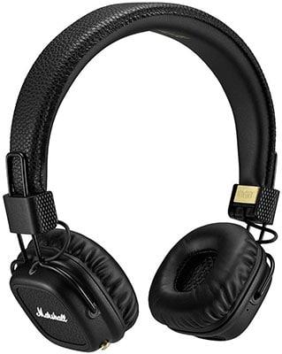 Mejores Cascos Bluetooth - Marshall Major II