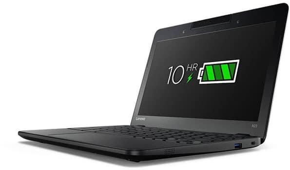 Mejores Chromebooks Lenovo N23 80YS