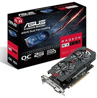 Mejores Placas gráficas AMD Radeon RX 560