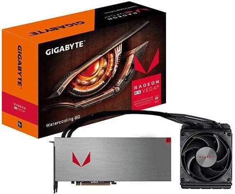 Mejores Placas gráficas AMD Radeon RX Vega 64