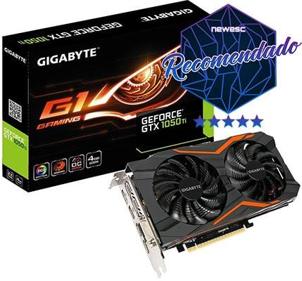 Mejores Placas gráficas NVIDIA GeForce GTX 1050 Ti