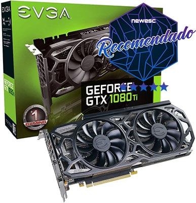 Mejores Placas gráficas NVIDIA GeForce GTX 1080 Ti