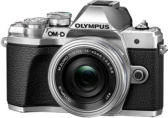 Mejores cámaras compactas Olympus OM-D E-M10 Mark III