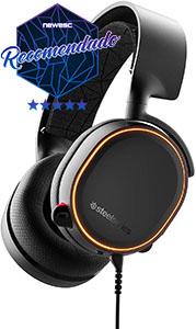 Mejores cascos gaming SteelSeries Arctis 5