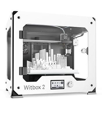 Mejores impresoras 3D BQ Witbox 2
