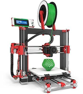 Mejores impresoras 3D baratas BQ Prusa i3 Hephestos
