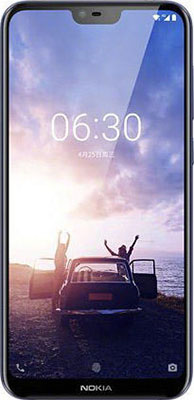 Mejores móviles Gama media Nokia 6.1 Plus