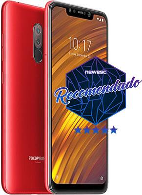 Mejores móviles chinos pocophone-F1