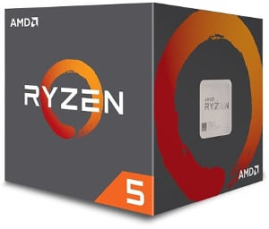Mejores procesadores AMD Ryzen 5 1500X