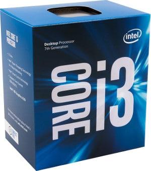 Mejores procesadores Intel Core i3-7100