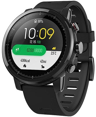 Mejores relojes chinos Xiaomi Amazfit Stratos
