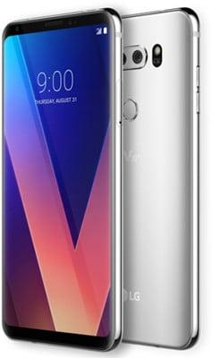 Mejores smartphones gama alta LG V30