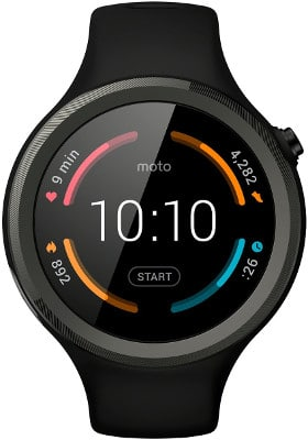 Mejores smartwatch Motorola Moto 360 V2 Sport