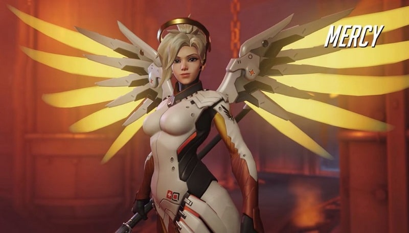 Mercy Overwatch PTR