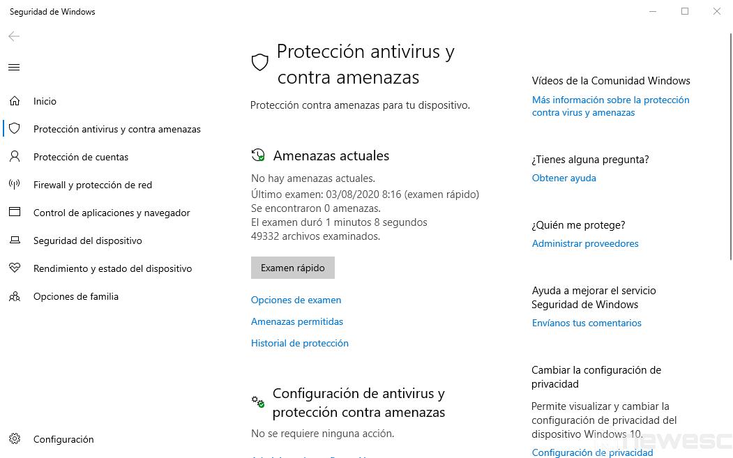 Mi portátil se calienta mucho Antivirus