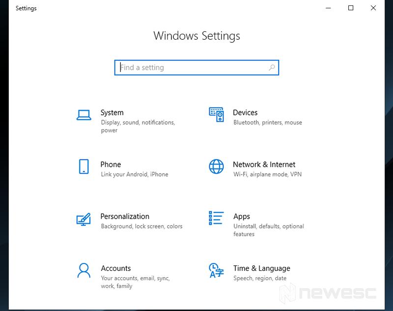 Migrar usuario de Windows 10