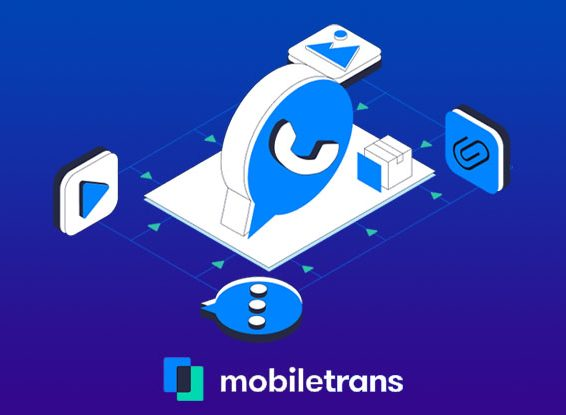 MobileTrans – Transferir WhatsApp