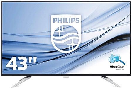 Monitor 4K calidad Precio Philips Monitores BDM4350UC