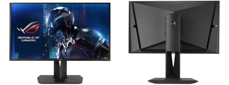 Monitor Gaming 27'' + G-Sync - ASUS PG278Qr
