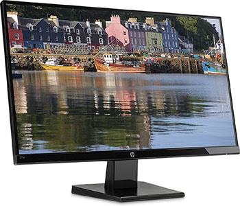Monitor barato HP 27W