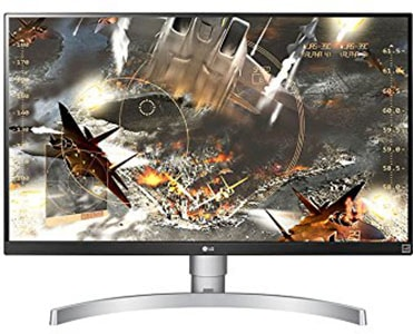 Monitores 4K Gaming LG 27UK650-W