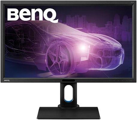 Monitores 4K para diseño BenQ BL2711U