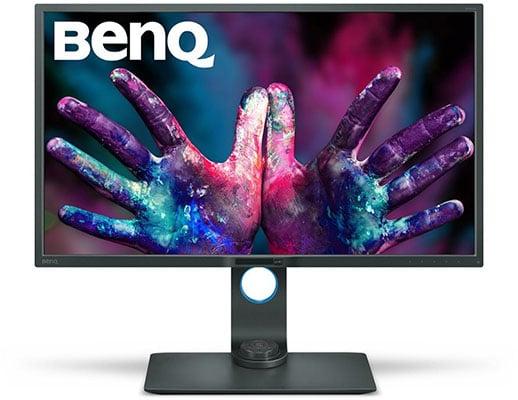 Monitores 4K para diseño BenQ PD3200U