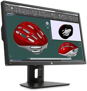 Monitores 4K para diseño HP Z27s