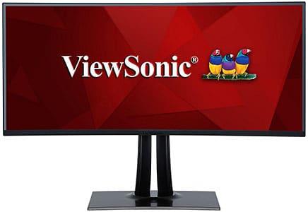 Monitores 4K para diseño Viewsonic VP3881