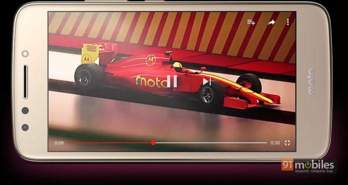 Moto C2 render