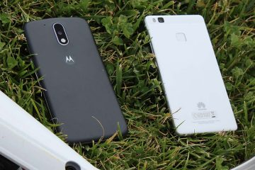 Moto G4 Plus vs Huawei P9 Lite