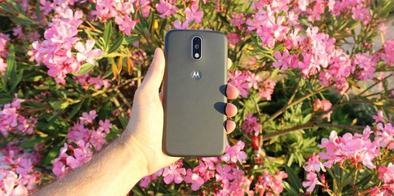 Moto G4 Plus wallpaper review